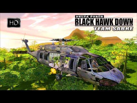 Delta Force Black Hawk Down Team Sabre Mission: Drug Smuggling Harbor HD