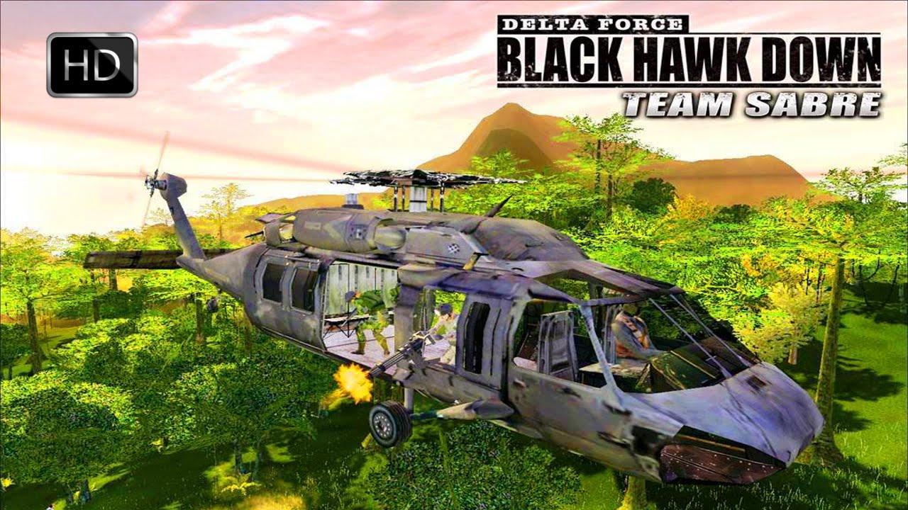 Delta Force Black Hawk Down Team Sabre Mission: Drug