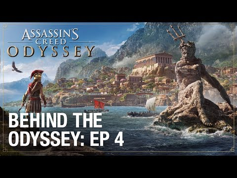 Assassin's Creed Odyssey: Ep. 4 – Ancient Greece | Behind the Odyssey | Ubisoft [NA]