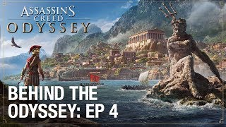Assassin's Creed Odyssey: Ep. 4 - Ancient Greece | Behind the Odyssey | Ubisoft [NA]