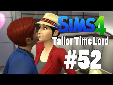 The Sims 4: Tailor Time Lord - The Muse (Episode 52)