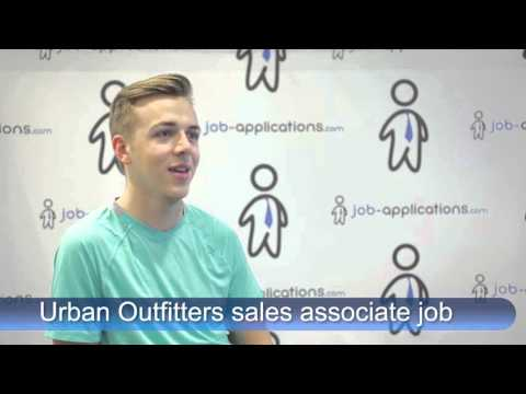 Urban Outfitters Interview - Sales Associate