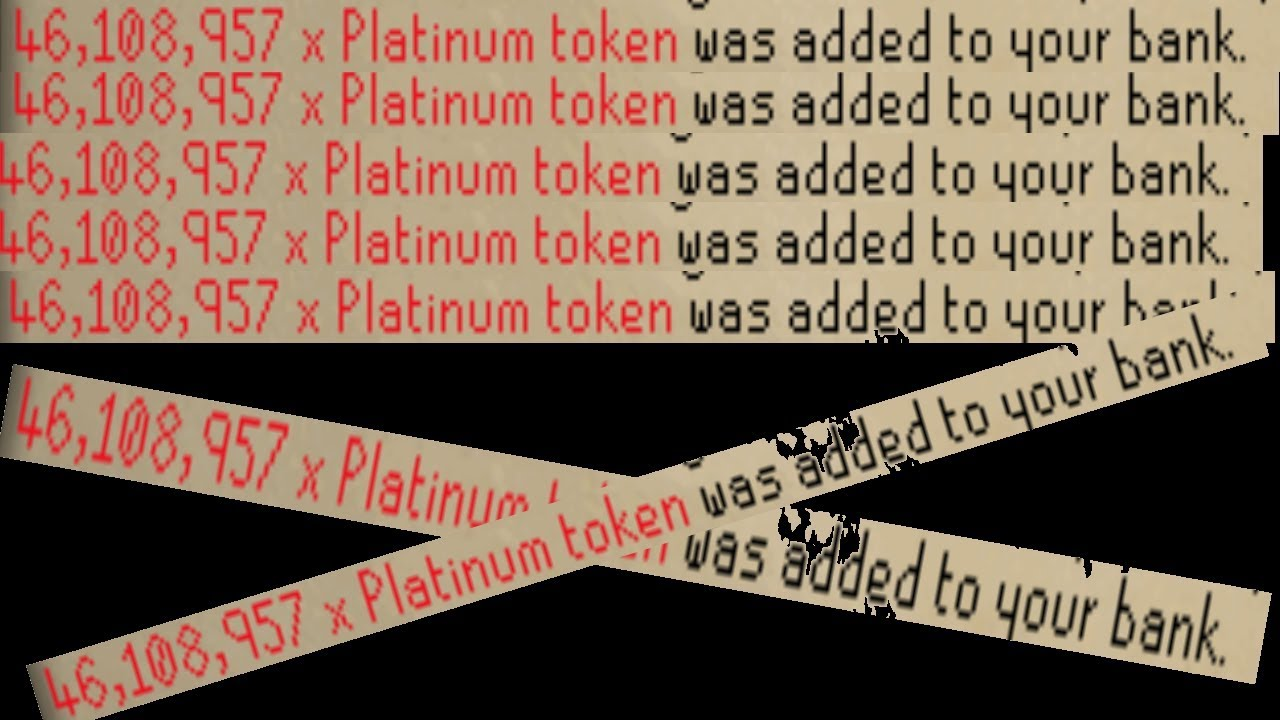A JAGEX MOD HACKED ME FOR 46BIL(30,000$!), TODAY I GOT IT BACK