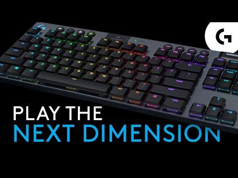 G915 TKL: Play The Next Dimension