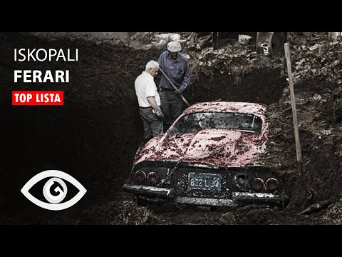 TOP 10: Pronalasci iz Dvorista - Iskopine