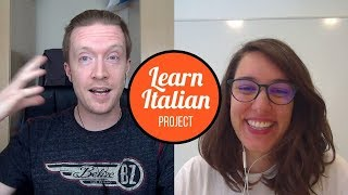 Italian Project Week 6 - Thoughts on Speaking Italian for the First Time