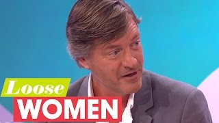 Richard Madeley On Daughter Chloe's Fitness And Instagram Photos | Loose Women