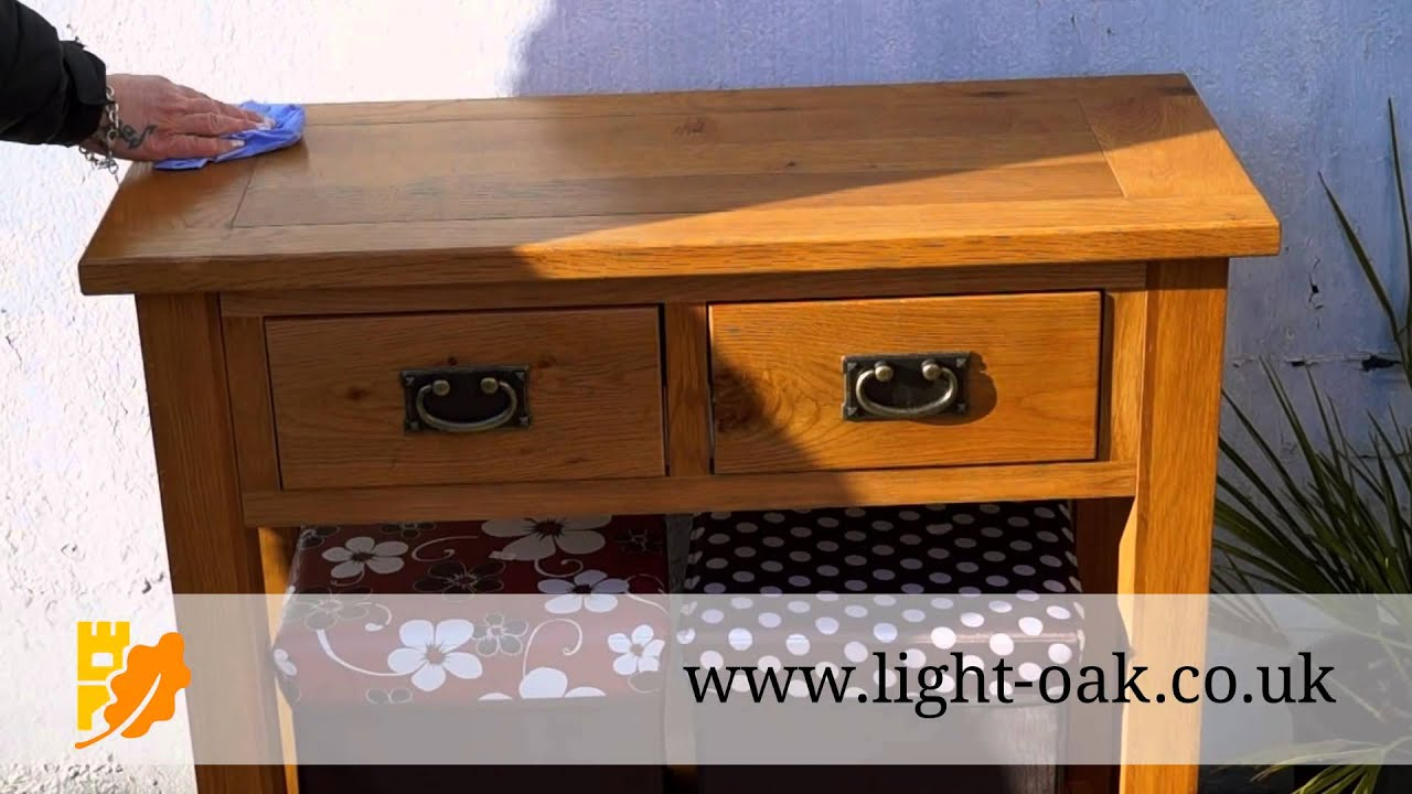 Best Way To Clean Oak Table How To Repolish Your Dining Table Youtube With How To Repolish