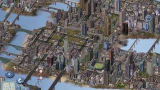 SimCity 4 Rush Hour: Population 400,000 (no cheat)