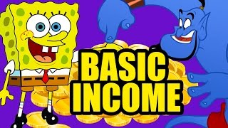Basic Income (10 Reasons)