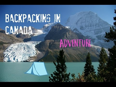 Backpacking in Canada, British Columbia