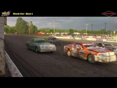 Stock Car -- 6/16/17 -- Rapid Speedway