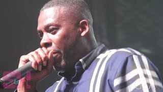 GZA - Clan In Da Front [by the Wu Tang Clan] (LIVE at The Observatory)