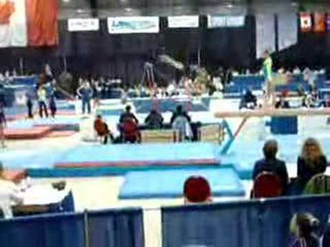 LaurenGould2007nationalgymnasticsbarschampionships...