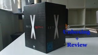 Akte-X Komplettbox DVD unboxing + Review  X-Files