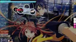 Repeat youtube video Osu! - fripSide - black bullet (TV Size) (Chloe) [Insane]