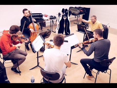 ECMA - The European Chamber Music Academy (Teaser)