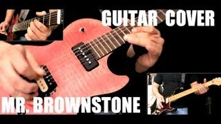 Mr. Brownstone (Guitar Cover)