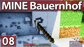 MINE Bauernhof #8 ► GARTENBAU ► Lets Play Minecraft Life In The Woods