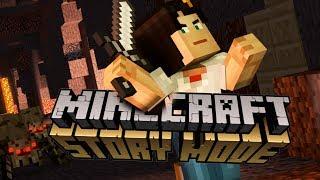 Minecraft: Story Mode Season 2 - НОВЫЕ ПРИКЛЮЧЕНИЯ! #1
