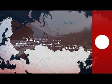 De Moscou à Vladivostok, le Transsibérien révèle l'âme russe - life