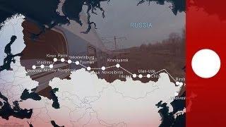 De Moscou à Vladivostok, le Transsibérien révèle l