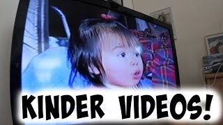 KINDER VIDEOS! | AnKat