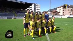 Coppa Italia Serie D 26/08/2018: Ac Trento - ASC San Giorgio 2-1