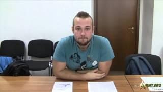 Он выбрал альтернативную службу (АГС)(25 июля 2012 года исполнилось десять лет, как в России был принят федеральный закон «Об альтернативной граждан..., 2012-09-21T13:53:46.000Z)