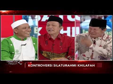 Hadi Salam Tanggapi Pernyataan Said Aqil Soal Rencana Khilafah di ASEAN - Special Report 14/11