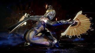 MK11 Kitana Online Ranked Matches (FINALLY GOT THE SKIN I WANTED!)