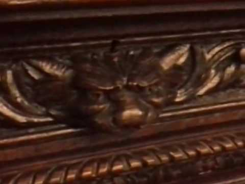 French Hunt Cabinet - Bohemians Fine Estate Furniture and An