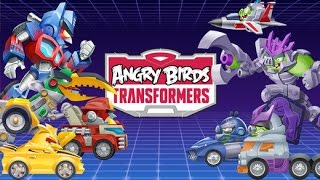 Angrybirds Transformer MUST PLAY FREE Download iOS 8 or iOS 7 Devices
