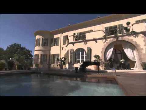 15 bedroom magnificent Cote d'Azur Chateau -- FHF82