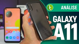 GALAXY A11: the new BASIC SAMSUNG PHONE is better, but is it WORTH? | Review