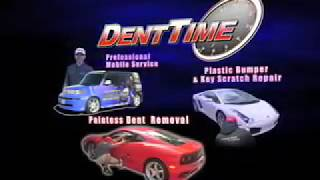San Diego Paintless Dent Repair - Ding Removal Chevy Truck