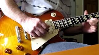 Repeat youtube video Tokai LS150 F Japan Love Rock Les Paul w MkII pickups - Mellow Mood - Matt Thorpe
