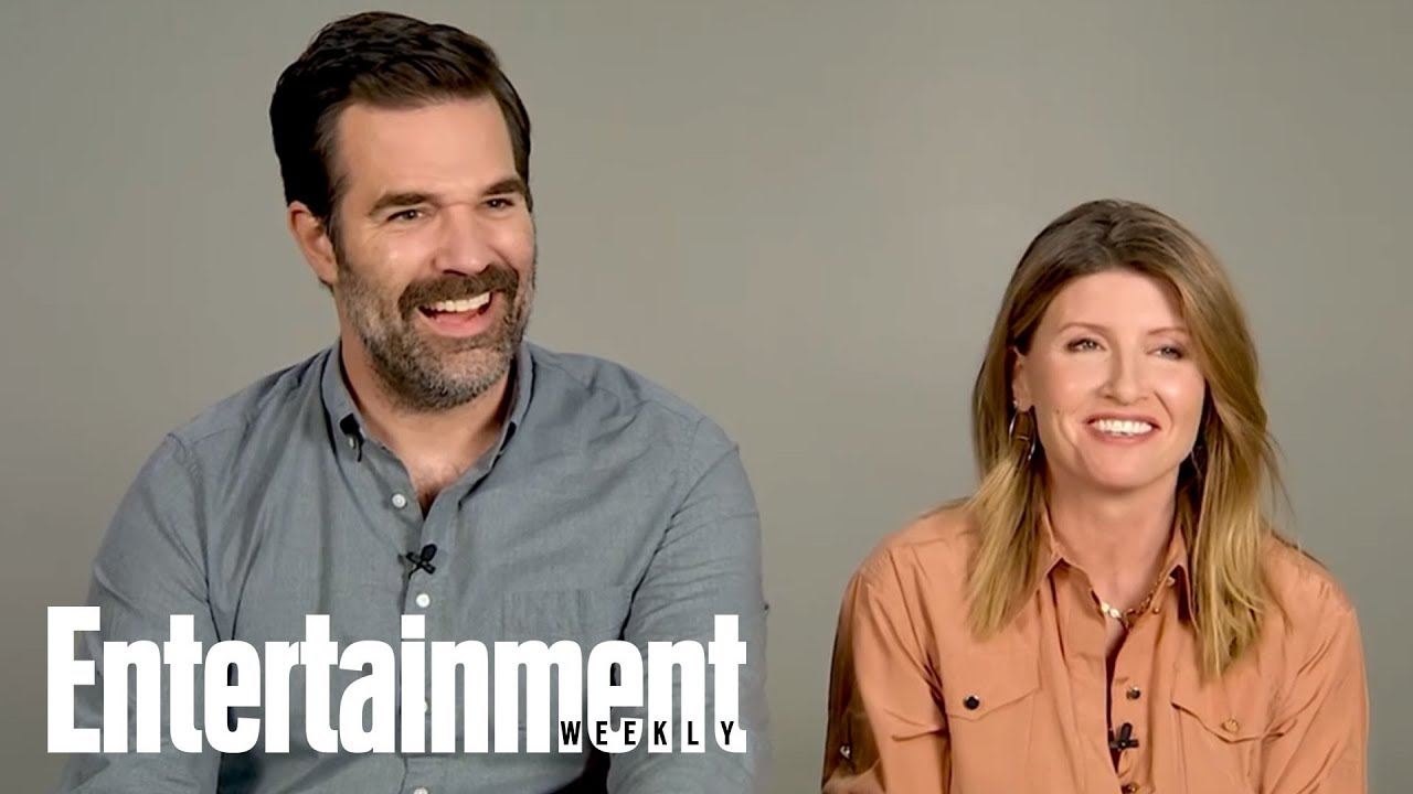 'Catastrophe' Stars And Creators On Their Kid's Reaction To Sex Scenes