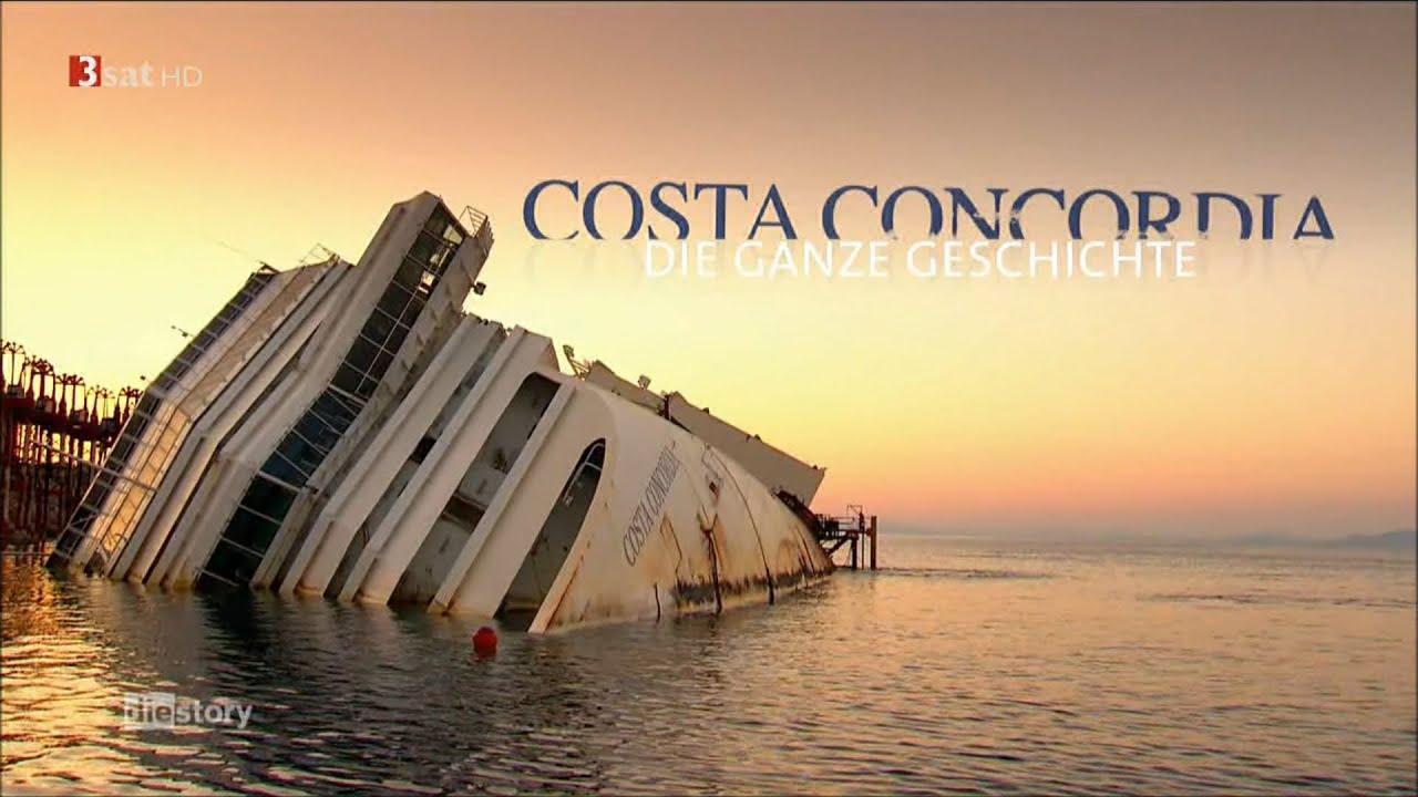 Kreuzfahrtschiffe Die Costa Concordia