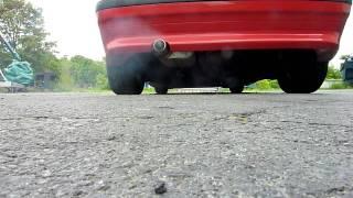 BMW 318ti 1995 M42 Flowmaster Exhaust Sound