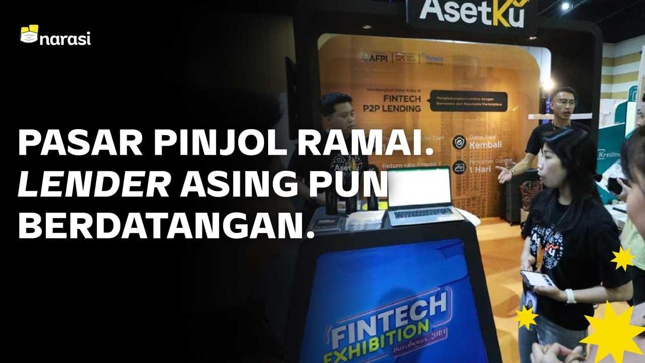 Pasar Pinjol Ramai, Lender Asing pun Berdatangan | Narasi Newsroom