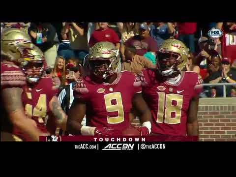 Delaware State vs Florida State College Football Condensed Game 2017