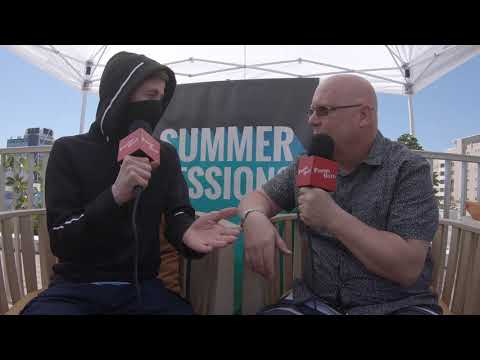 2018 Miami Music Week Interview with Alan Walker