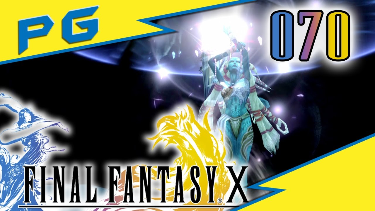 Final Fantasy X Sexy sexy shiva tut uns weh! :c - #070 - final fantasy x [perfect game] [let's  play]