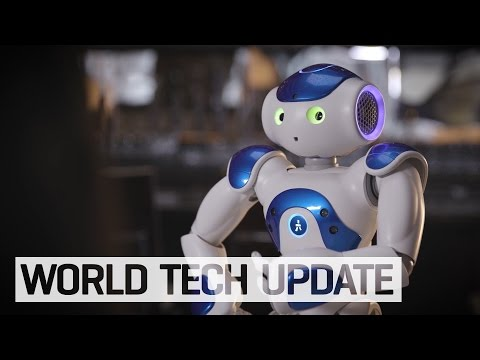 Meet Connie, the Hilton robot concierge