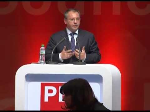 Sergei Stanishev, PES President