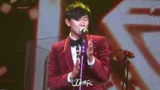 150613 林俊傑香港演唱會-JAZZver第幾個一百天+Cinderella