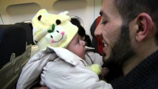 Iraqi Christians leaving to Slovakia