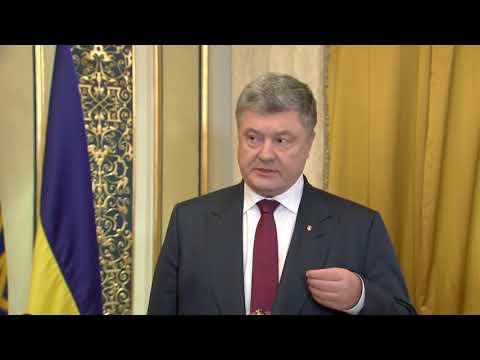 Репортер UA: Порошенко прокомментировал выборы президента России в Крыму