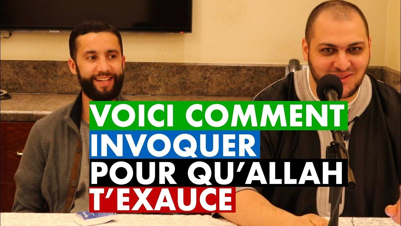 Download VOICI COMMENT INVOQUER POUR QU'ALLAH T'EXAUCE